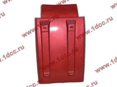 Брызговик передней оси правый H3 красный HOWO (ХОВО) WG1642230104 фото 1 Киров