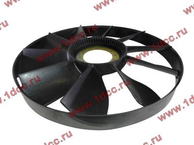 Вентилятор радиатора на гидромуфту d-640 H HOWO (ХОВО) VG2600060446 фото 1 Киров