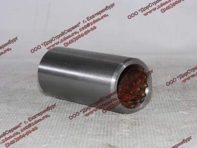 Втулка пальца передней рессоры металл H2/H3 HOWO (ХОВО) WG9000520078 фото 1 Киров