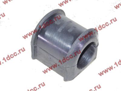 Втулка резиновая для переднего стабилизатора (к балке моста) H2/H3 HOWO (ХОВО) 199100680068 фото 1 Киров