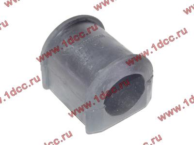 Втулка резиновая для заднего стабилизатора H2/H3 HOWO (ХОВО) 199100680067 фото 1 Киров