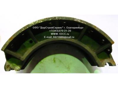 Колодка тормозная задняя (металл, без накладок) H HOWO (ХОВО) WG199000340061 фото 1 Киров