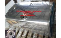 Бак топливный 400 литров алюминиевый F для самосвалов фото Киров