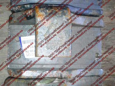 Кронштейн скольжения рессоры задней (Г-образный) H HOWO (ХОВО) WG9725520277 фото 1 Киров