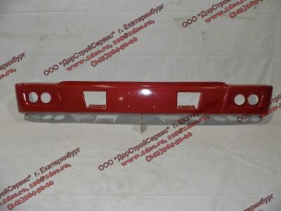 Бампер H красный самосвал металлический HOWO (ХОВО) WG1641240001 фото 1 Киров
