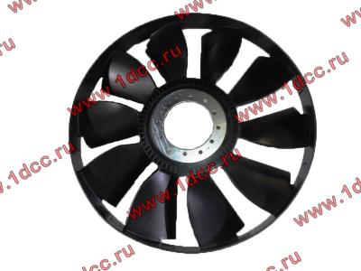 Вентилятор радиатора на гидромуфту d-590 H HOWO (ХОВО) VG1500060047 фото 1 Киров