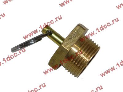 Клапан перепускной ресивера (сброса конденсата) M22х1,5 H HOWO (ХОВО) WG9000360115 фото 1 Киров