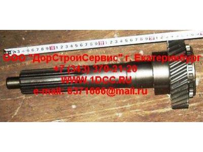 Вал первичный КПП ZF 5S-150GP d-50 H2/H3 КПП (Коробки переключения передач) 2159302060 фото 1 Киров