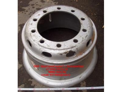 Диск колесный R20х8,5 10 отв. H2/H3/SH HOWO (ХОВО) WG9112610062 фото 1 Киров