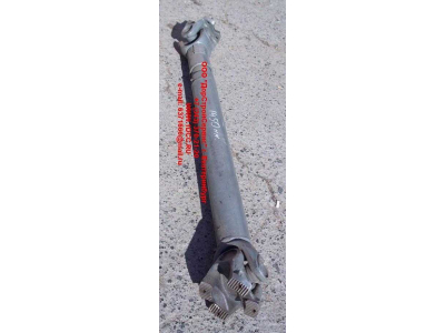 Вал карданный основной без подвесного L-1400, d-180, 4 отв. H HOWO (ХОВО) AZ9114311400 фото 1 Киров