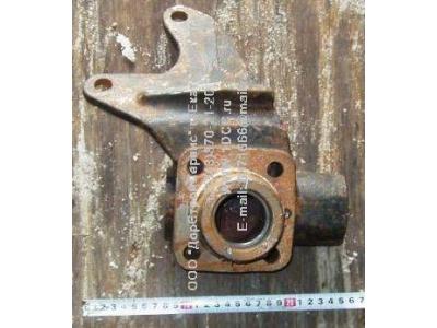 Кронштейн передней тормозной камеры правый H HOWO (ХОВО) AZ9100410036 фото 1 Киров