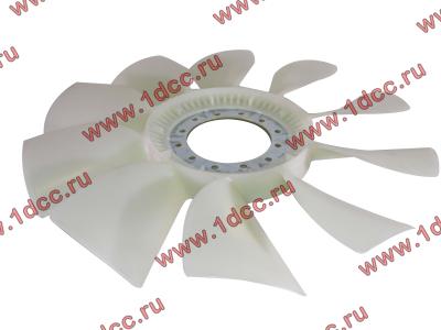 Вентилятор радиатора (на гидромуфту) без кольца d-590 H HOWO (ХОВО) 61500060131 фото 1 Киров