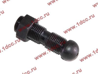 Болт регулировочный клапана с гайкой H2/H3 HOWO (ХОВО) VG14050010 фото 1 Киров