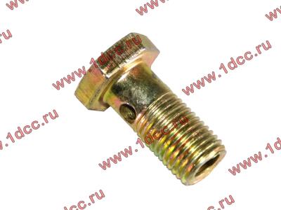 Болт пустотелый М12х1,25 (штуцер топливный) H HOWO (ХОВО) 90003962607 фото 1 Киров