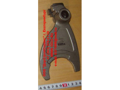 Вилка переключения пониженной передачи-заднего хода H2/H3 КПП (Коробки переключения передач) F99664 фото 1 Киров