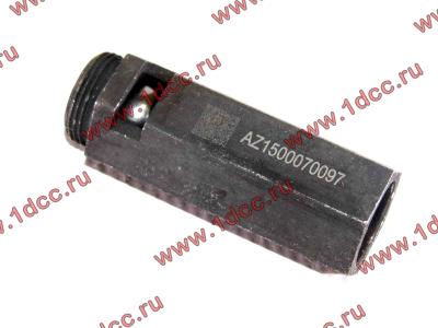 Клапан предохранительный главной масляной магистрали двигателя H HOWO (ХОВО) VG1500070097 фото 1 Киров