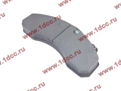 Колодка тормозная H A7 дисковые тормоза HOWO A7 WG9100443050 фото 1 Киров