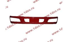 Бампер F красный пластиковый для самосвалов фото Киров