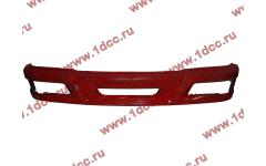Бампер FN2 красный самосвал для самосвалов фото Киров