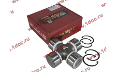 Крестовина D-52 L-133 со стопорными кольцами (AZ2601331480/99114310125) КАЧЕСТВО