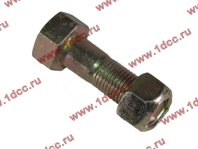 Болт M14х45 карданный с гайкой H2/H3 HOWO (ХОВО) Q151C1445 фото 1 Киров