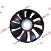 Вентилятор радиатора на гидромуфту d-590 H HOWO (ХОВО) VG1500060047 фото 2 Киров