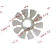 Вентилятор радиатора (на гидромуфту) без кольца d-590 H HOWO (ХОВО) 61500060131 фото 2 Киров