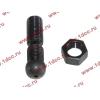 Болт регулировочный клапана с гайкой H2/H3 HOWO (ХОВО) VG14050010 фото 2 Киров
