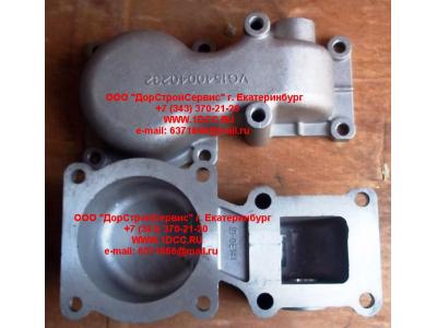 Крышка верхняя разборного термостата смещенная H HOWO (ХОВО) VG1540040232 фото 1 Киров