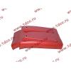 Брызговик передней оси правый H3 красный HOWO (ХОВО) WG1642230104 фото 3 Киров