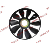 Вентилятор радиатора на гидромуфту d-640 H HOWO (ХОВО) VG2600060446 фото 3 Киров