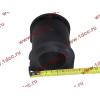 Втулка резиновая для заднего стабилизатора H2/H3 HOWO (ХОВО) 199100680067 фото 3 Киров