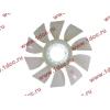 Вентилятор радиатора (на гидромуфту) без кольца d-590 H HOWO (ХОВО) 61500060131 фото 3 Киров