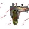 Болт крепления переднего стабилизатора с гайкой H2/H3 HOWO (ХОВО) 199100680069 фото 3 Киров