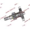 Вал промежуточный длинный с шестерней делителя КПП Fuller RT-11509 КПП (Коробки переключения передач) 18222+18870 (A-5119) фото 4 Киров